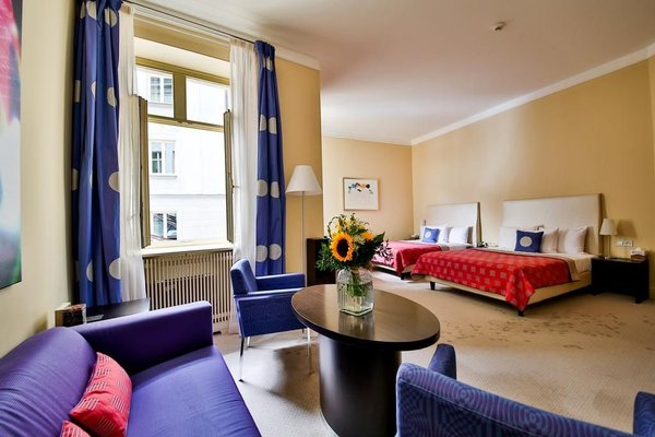 Aria Hotel Prague by Library Hotel Collection - 50