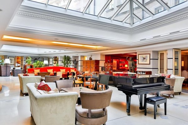 Aria Hotel Prague by Library Hotel Collection - 11
