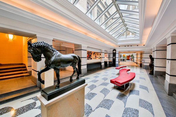 Aria Hotel Prague by Library Hotel Collection - 13