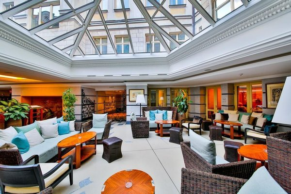 Aria Hotel Prague by Library Hotel Collection - 14
