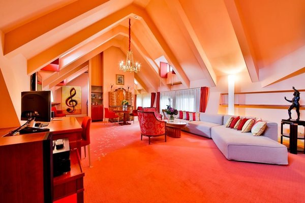 Aria Hotel Prague by Library Hotel Collection - 17
