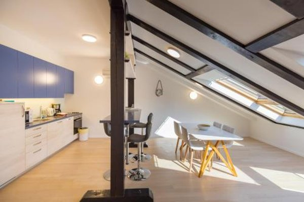 Antonio's Luxury Suites - фото 7