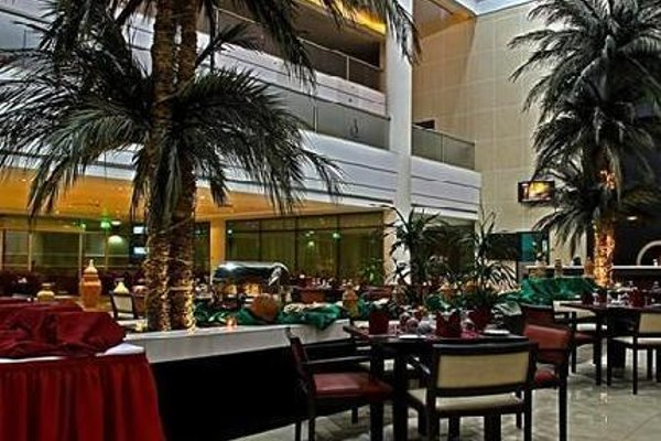 City Seasons Hotel Al Ain - фото 12