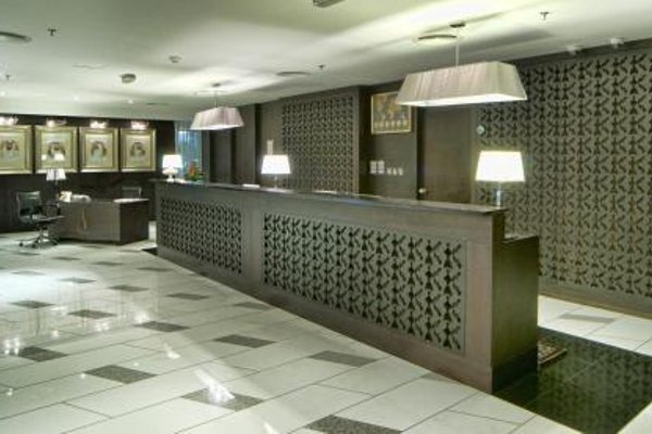 City Seasons Hotel Al Ain - фото 16