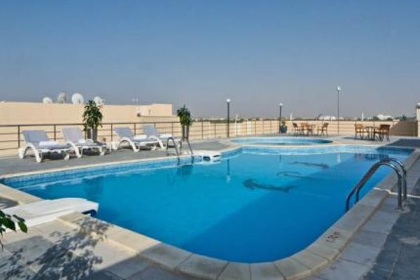 City Seasons Hotel Al Ain - фото 21