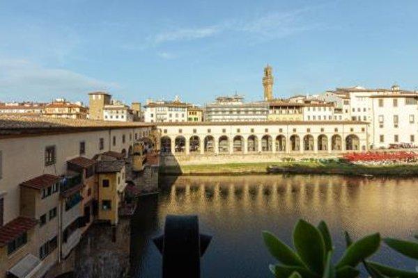 Ponte Vecchio 3 bedroom apartment - фото 50