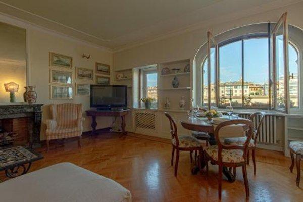 Ponte Vecchio 3 bedroom apartment - фото 5