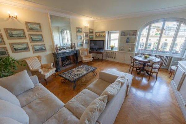 Ponte Vecchio 3 bedroom apartment - фото 7