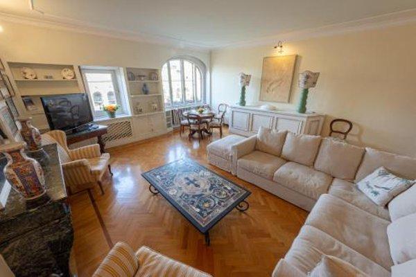 Ponte Vecchio 3 bedroom apartment - фото 9