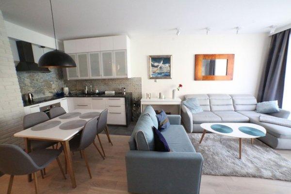 Apartment Powisle - фото 26