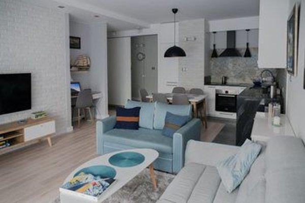 Apartment Powisle - фото 10