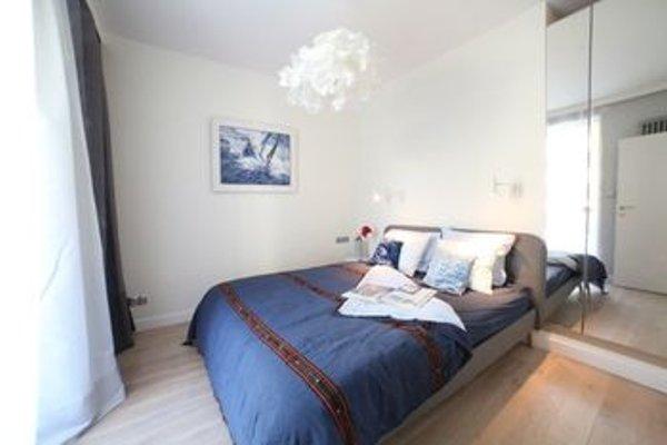 Apartment Powisle - фото 11