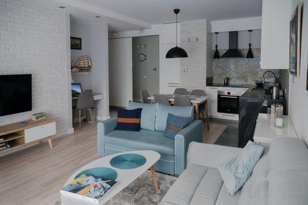 Apartment Powisle - фото 4