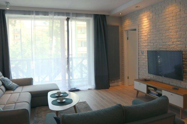 Apartment Powisle - фото 6