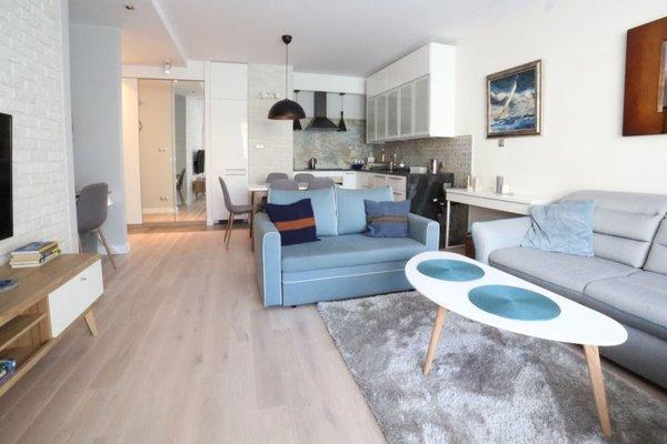 Apartment Powisle - фото 7