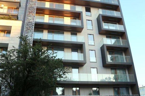 Apartment Powisle - фото 9