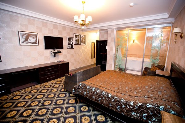 Отель City Hotel - фото 11
