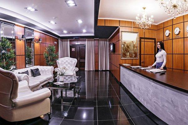 Отель City Hotel - фото 22