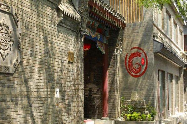 Palace Hotel Forbidden City - 22
