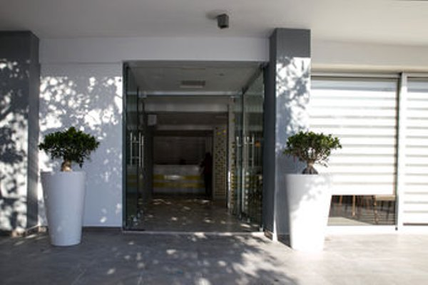 Flora Maria Aparthotel - фото 13