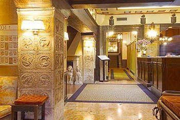 Hotel Saturnia & International - фото 14