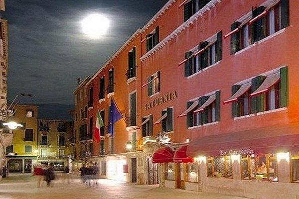 Hotel Saturnia & International - фото 23