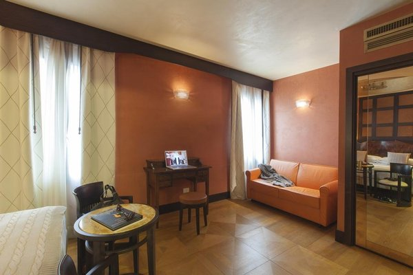 Hotel Saturnia & International - фото 5