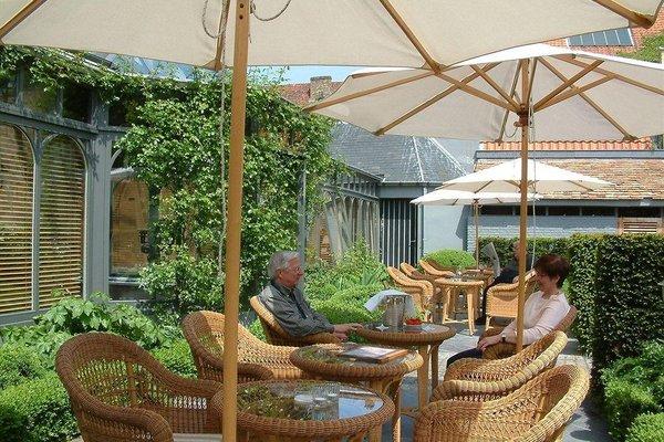 De Tuilerieen - Small Luxury Hotels of the World - фото 19