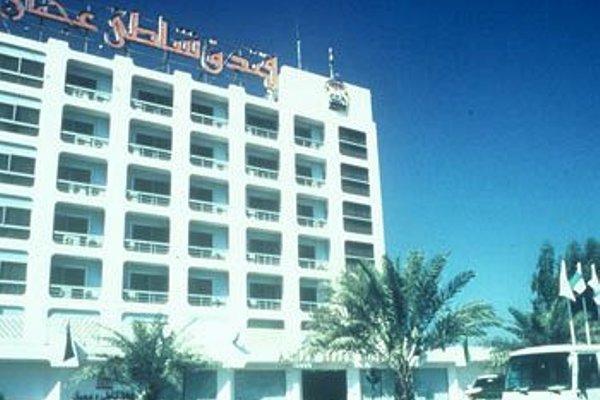 Ajman Beach Hotel - фото 23