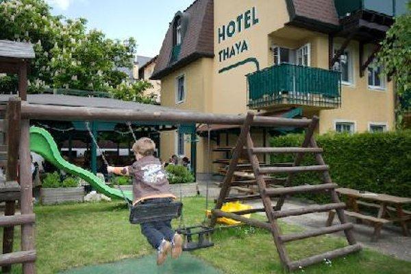 Hotel Thaya - фото 11