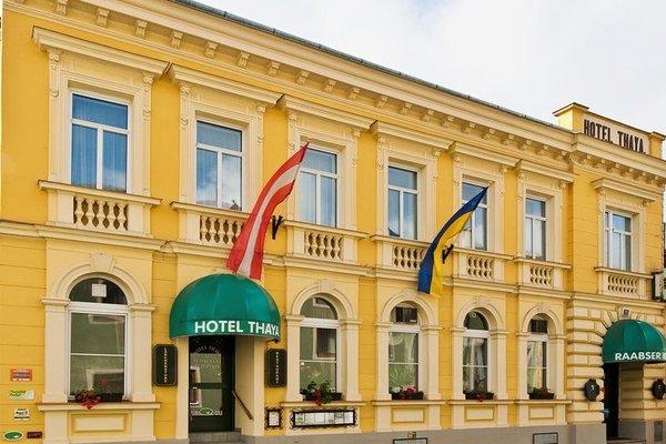 Hotel Thaya - фото 15