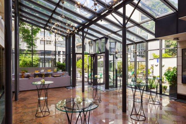Kempinski Hotel Bristol Berlin - фото 13
