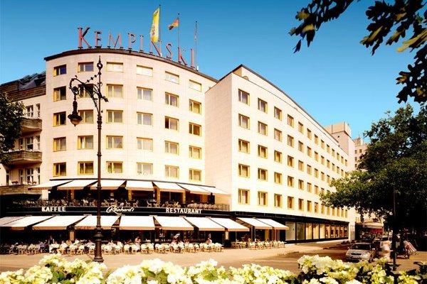 Kempinski Hotel Bristol Berlin - фото 23