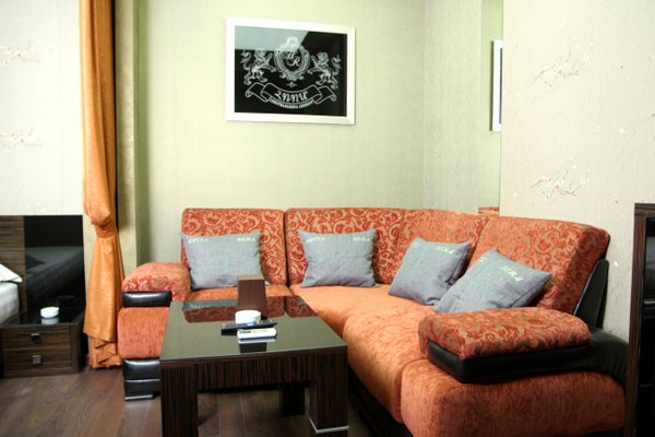 гостиничный комплекс Рим - фото 8