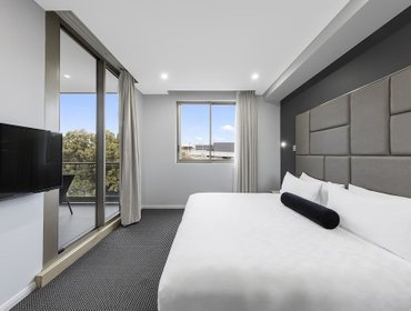 Guesthouse Meriton Suites North Ryde