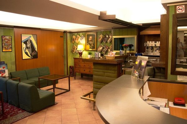 Hotel Residence Umberto Primo - фото 8