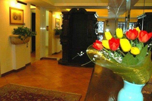 Hotel Residence Umberto Primo - фото 9