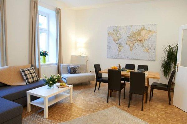 Viennaflat Apartments - Franzensgasse - фото 5