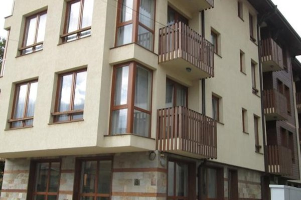 Todorka Views Alexander Services Apartments - фото 50