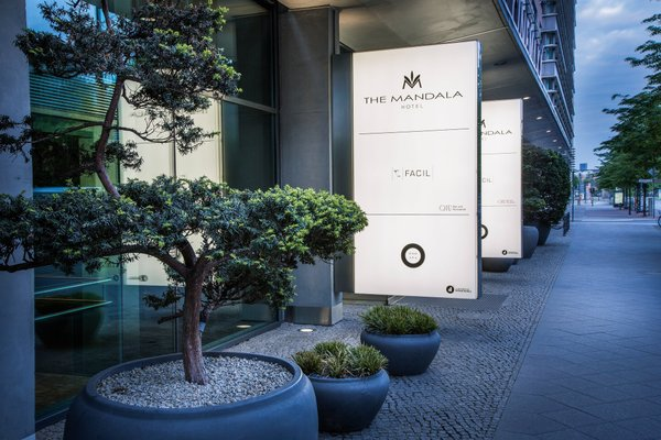 The Mandala Hotel - фото 21