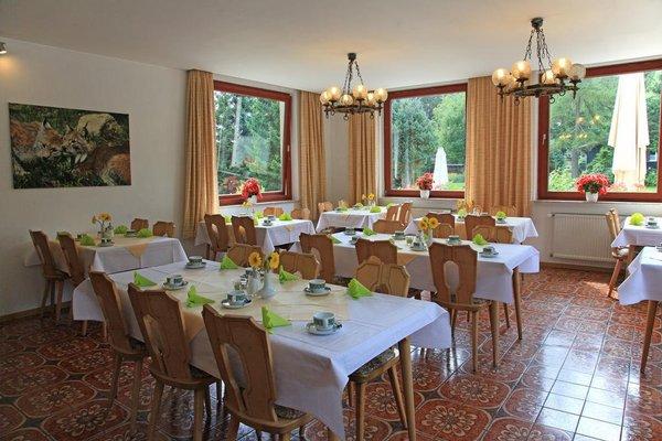 Waldhotel Achtermannstor - фото 16