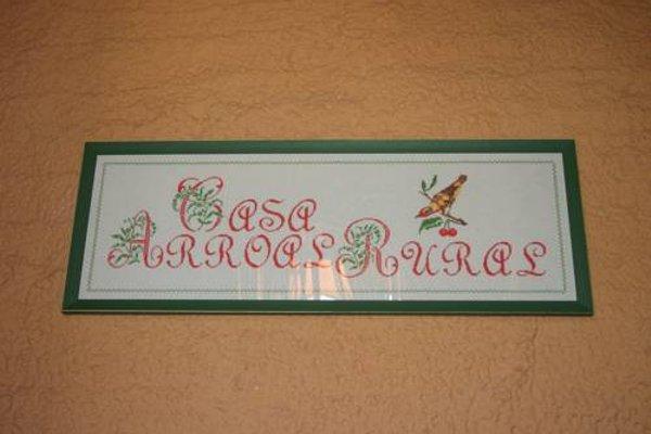 Casas Rurales Arroal - фото 13