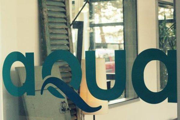 Aqua Hotel & Hostel - фото 18
