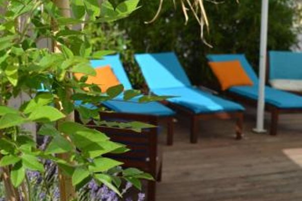 Aqua Hotel & Hostel - фото 21