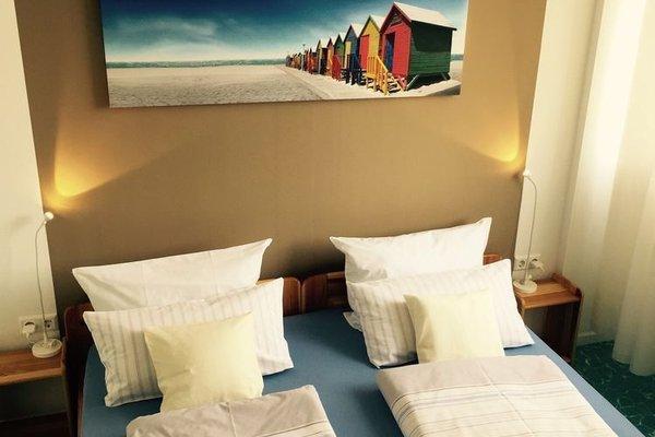 Aqua Hotel & Hostel - фото 3