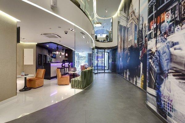 Hotel Indigo Madrid - Gran Via - фото 7