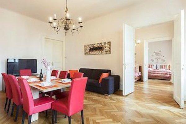 Castleview Apartment Prague - фото 14