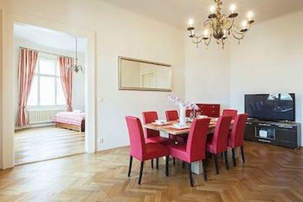 Castleview Apartment Prague - фото 16