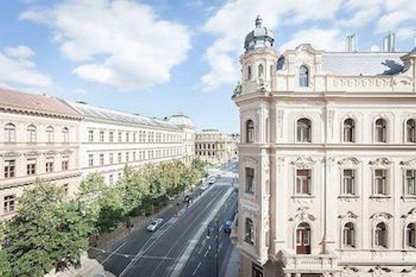 Castleview Apartment Prague - фото 17