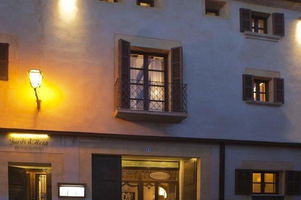 Hotel & Restaurant Jardi D'Arta - фото 23